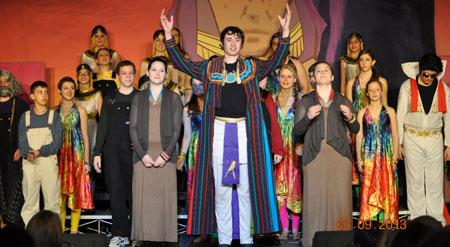 joseph and the amazing technicolor dreamcoat libretto pdf